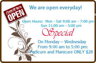 special - Seatop Nails & Spa