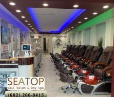 Nail salon 85013 | Seatop Nails & Spa | Phoenix, AZ 85013